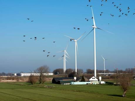 Ook op deze plekken in en rond de stad Utrecht komen misschien grote windmolens