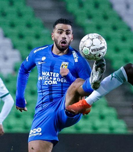 Vitesse versus FC Groningen is Tannane tegen Matusiwa, de pingeldoos tegen de breker