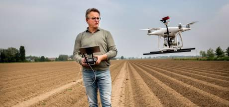 High-tech boeren in de Hoeksche Waard: met drones en 3D-printers