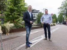 Het 'winkelachtje' in Hengelo bestaat niet meer