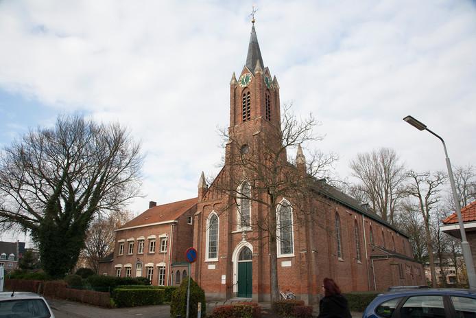 In de voormalige rooms-katholieke kerk aan de Walstraat in Axel opent volgende week dinsdag restaurant Family Axel.