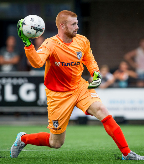 FC Dordrecht gaat voor Renze Fij
