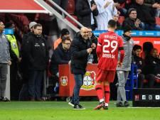 Deze doelen heeft Peter Bosz bij Leverkusen al bereikt