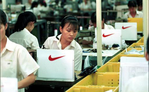 regard détaillé ef940 4241a Fin de la grève dans l'usine Nike au Vietnam | Monde | 7sur7.be