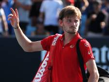 David Goffin éliminé en demi-finale de l'Ultimate Tennis Showdown
