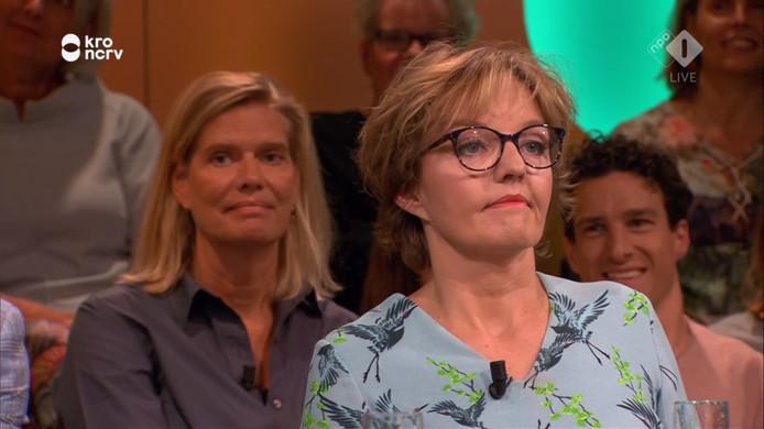 Sanne Wallis de Vries.