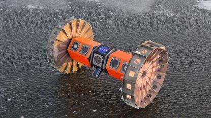 Ontmoet Bruie, de kleine NASA robot die op zoek gaat naar buitenaards leven op maan van Jupiter