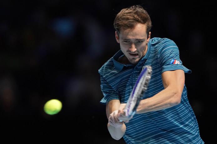 Daniil Medvedev is één van de Russen die mag hopen op de Spelen.