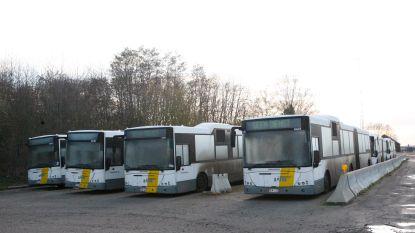 Bussen De Lijn en TEC vermijden voortaan zoveel mogelijk halte op de Grote Markt