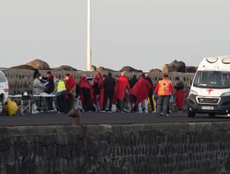 Minstens vier doden nadat boot met migranten kapseist nabij Lanzarote