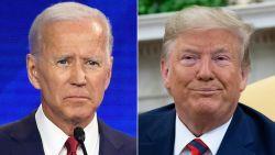 Het is Trump die onder vuur ligt, maar Biden die de klappen krijgt