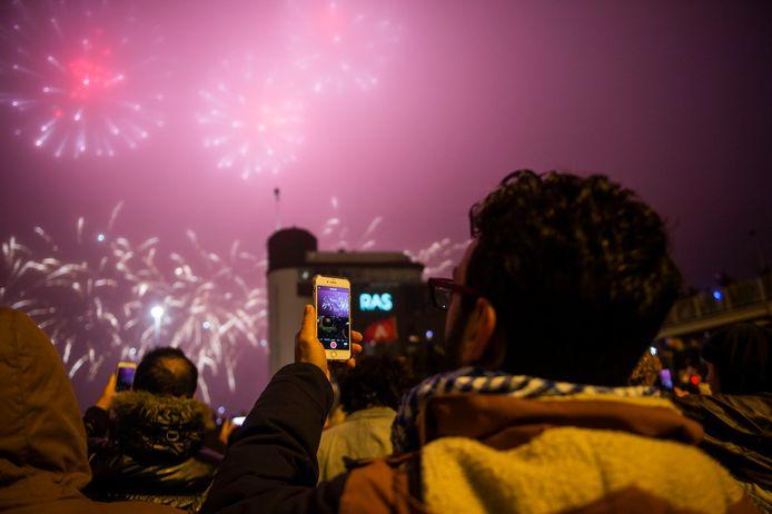 Dit jaar zal er geen vuurwerk afgeschoten worden in Antwerpen door de coronacrisis