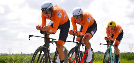 Nederland jaagt op eerste wereldtitel gemengde estafette