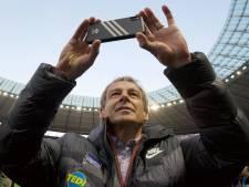 Klinsmann stapt na tien weken op als trainer Hertha