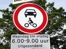 Boetes tegen sluipverkeer sorteren effect in Zevenbergschen Hoek