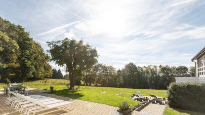 Eindelijk weer tijd voor elkaar: de beste  XL-vakantiewoningen in de Ardennen