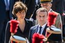 Sylvie Goulard et Emmanuel Macron