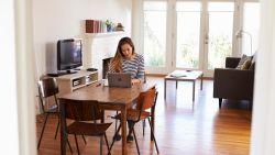 Eén Belg op drie mag thuiswerken