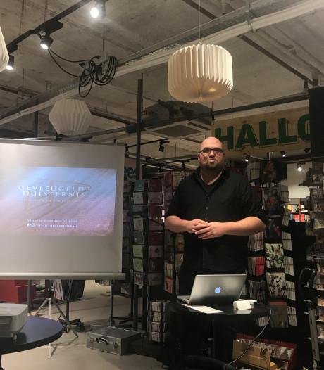 Filmmaker Jan van Gorkum uit Loon op Zand schrijft eerste roman: Gevleugelde Duisternis
