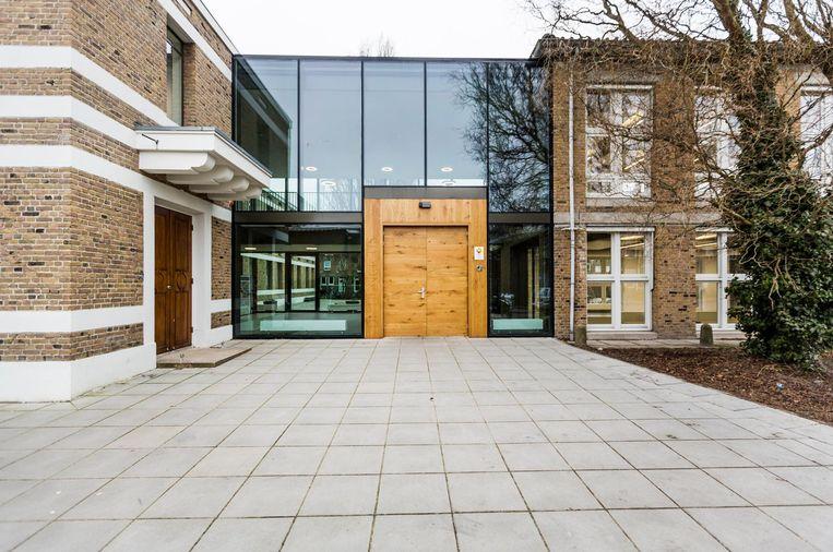 Henricusschool in Nieuw West Beeld Eva Plevier
