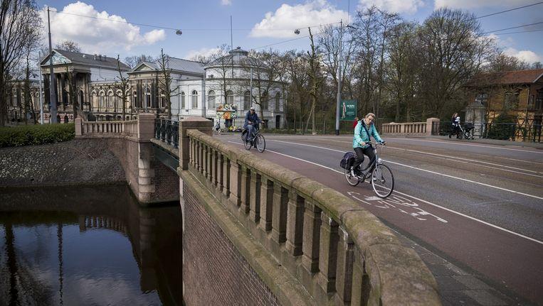 De Artisbrug, binnenkort bekend als brug 264. Beeld Rink Hof