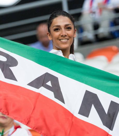 Iraanse vrouwen mogen naar voetbalinterlands