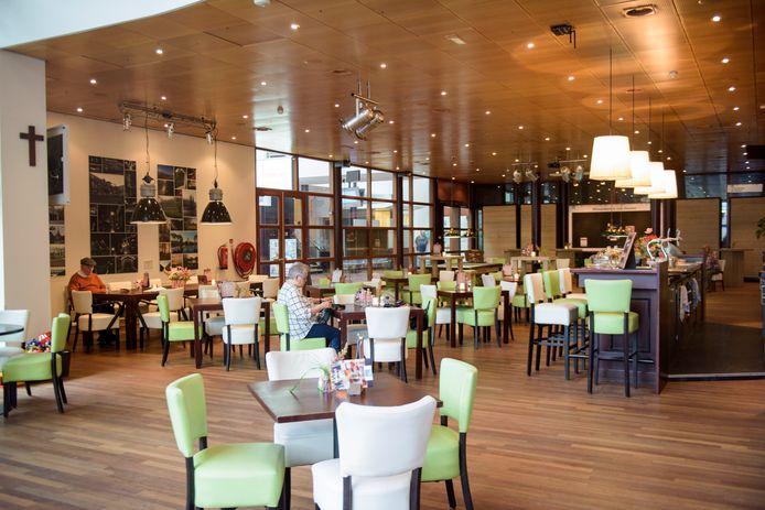 Het theaterrestaurant van De Enck in Oirschot.