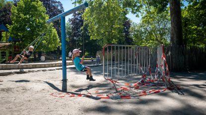 Ontwerp in opmaak voor laatste fase renovatie Kruidtuin: serres maken plaats voor grote speelzone