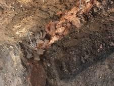Sporen Romeins badhuis in Cuijk