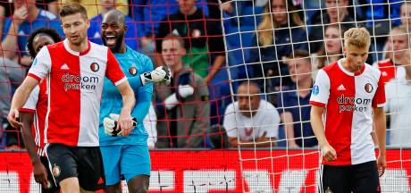 Feyenoord krijgt pak slaag bij debuut Jaap Stam in de Kuip