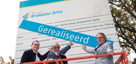 Deel ecologische verbindingszone Oude Leij gerealiseerd