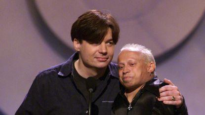 Mike Myers bedroefd over dood Verne Troyer