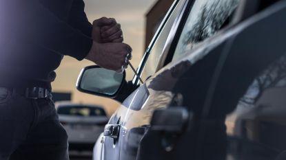 Auto gestolen op oprit in Lanaken
