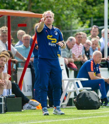 Trainer Engbers stapt over van Quick'20 naar Hulzense Boys