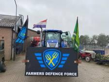 Boze boeren breken protest bij Albert Heijn af na ultimatum gemeente: 'Punt is gemaakt'