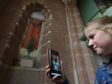 Kerkbezoek saai? Niet met (kinder)app van Lebuinus