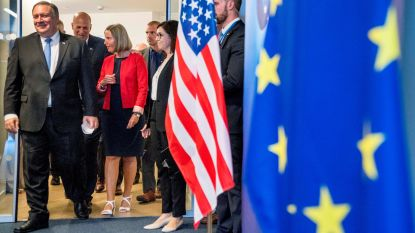 "EU-ministers: ""VS blijven vriend van Europa"""