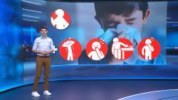 Is mijn kind verkouden of besmet met Covid-19? Dit zegt onze wetenschapsexpert