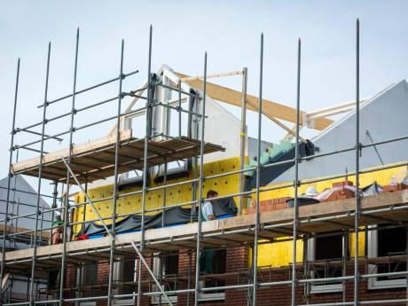 Proef met paspoort voor nieuwbouwhuis in Kampen