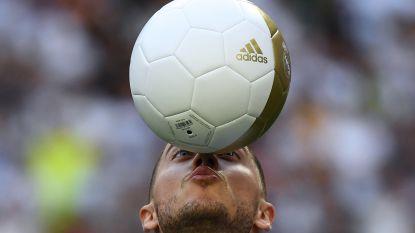 Eden Hazard kan zijn grote debuut voor Real Madrid in Vigo maken, zijn eerste Clásico is in Barcelona