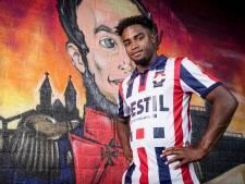 Vleugelspeler Nunnely tekent voor drie jaar bij Willem II