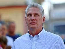 Miguel Diaz-Canel wordt nieuwe president van Cuba