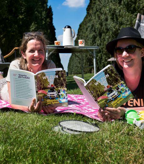 Niks meer om voor te schamen: doeboek voor het ultieme vakantiegevoel in Leidsche Rijn