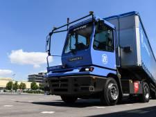 Miljoenen voor Zeeuwse proef met zelfrijdende trucks