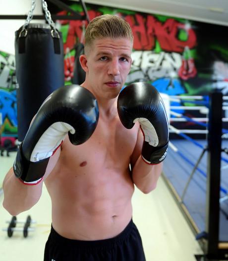 Achtste finales eindstation voor Van der Pas op EK boksen in Minsk