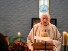 Priester (94) uit Enschede had onderonsje met de paus