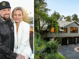 BINNENKIJKEN. Cameron Diaz en Benji Madden kopen nieuwe villa in Beverly Hills