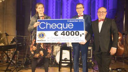 Kerstconcert Lions Club brengt 5.500 euro op voor drie goede doelen