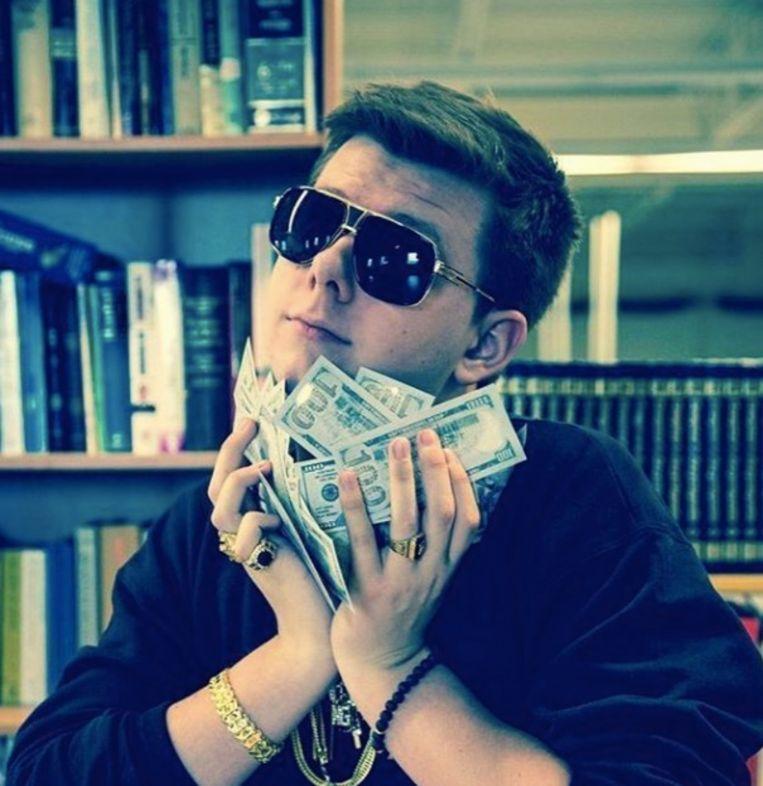Erik Finman werd miljonair door op zijn 12de te investeren in bitcoin.