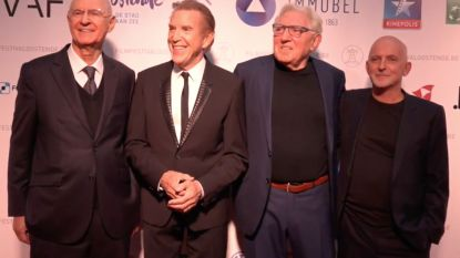 Bekend Vlaanderen lovend over Will Tura tijdens première van 'Hoop Doet Leven'